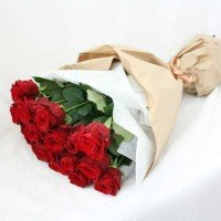 "Bouquet ""19 red roses"""